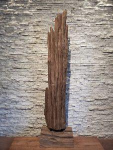 Holzskulptur Holzkunst Treibholz Ho.1935